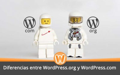 Diferencias entre WordPress.org y WordPress.com