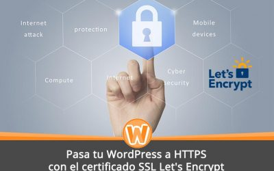 Pasa tu WordPress a HTTPS con el certificado SSL Let's Encrypt