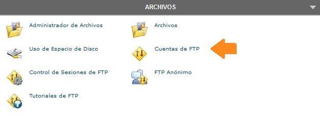 conexion ftp 1