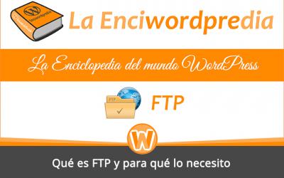 Qué es FTP y para qué lo necesito