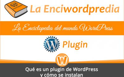 Qué es un plugin de WordPress y cómo se instalan