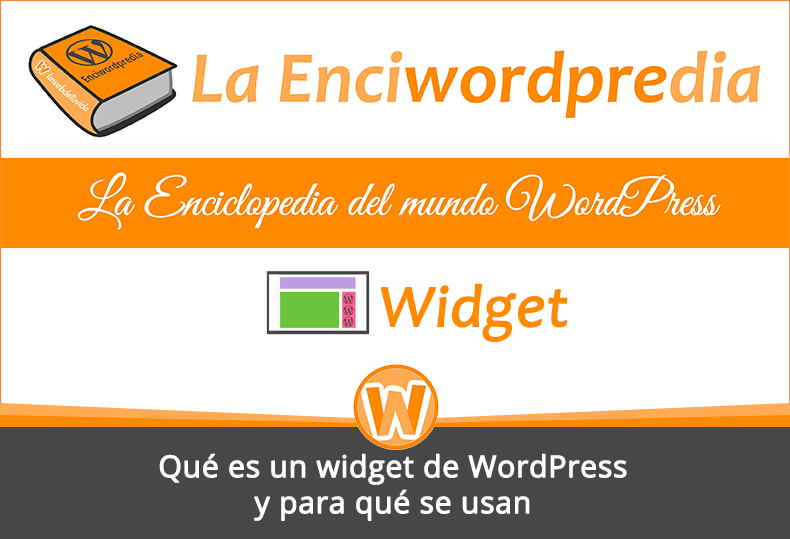 Qué es un widget de WordPress y para qué se usan