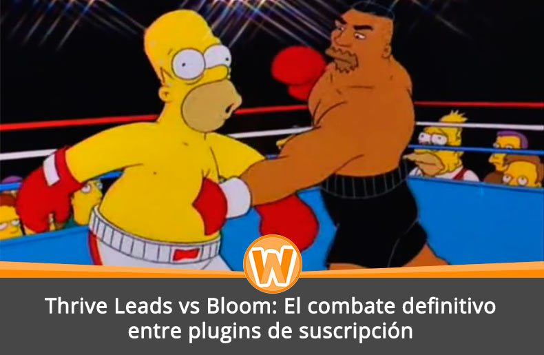 Thrive Leads vs Bloom: El combate definitivo entre plugins de suscripción