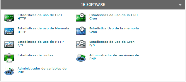 cpanel software
