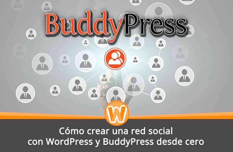 Cómo crear una RED SOCIAL con WordPress y BuddyPress desde cero