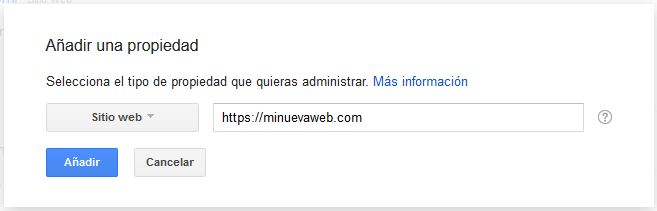 indexacion google