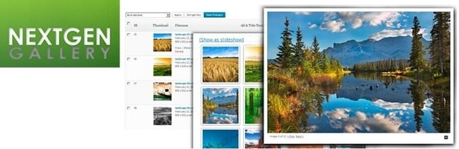 plugin galeria imagenes wordpress