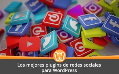 Los mejores plugins de redes sociales para WordPress