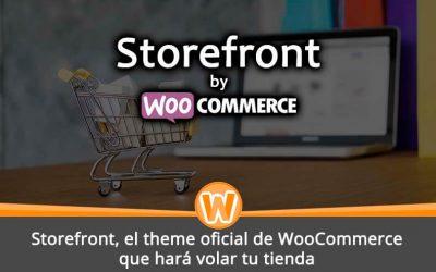 Storefront, el theme oficial de WooCommerce que hará volar tu tienda