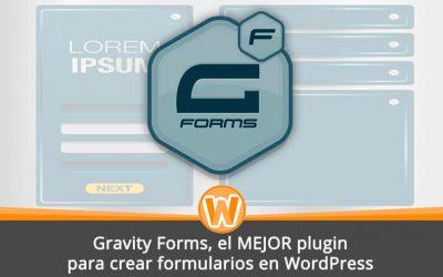 Gravity Forms, el MEJOR plugin para crear formularios en WordPress