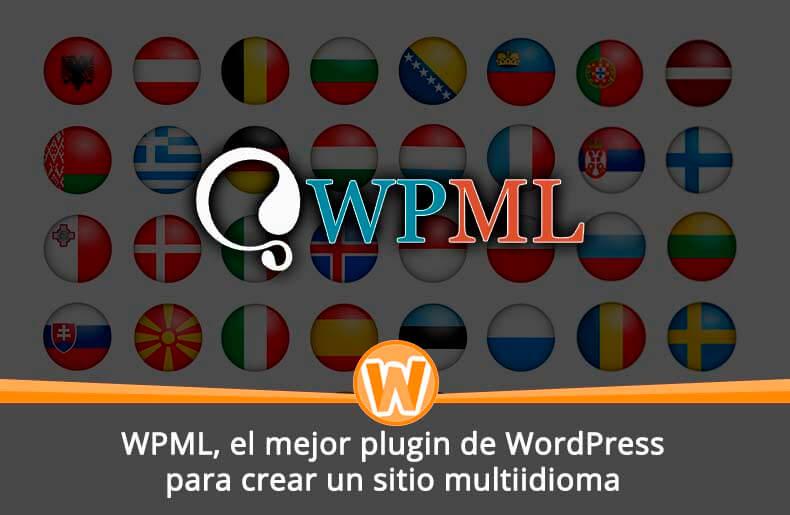 WPML, el mejor plugin de WordPress para crear un sitio multiidioma