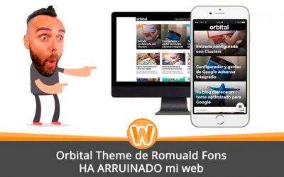 Orbital Theme de Romuald Fons HA ARRUINADO mi web