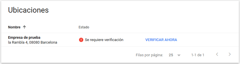 verificar google my business
