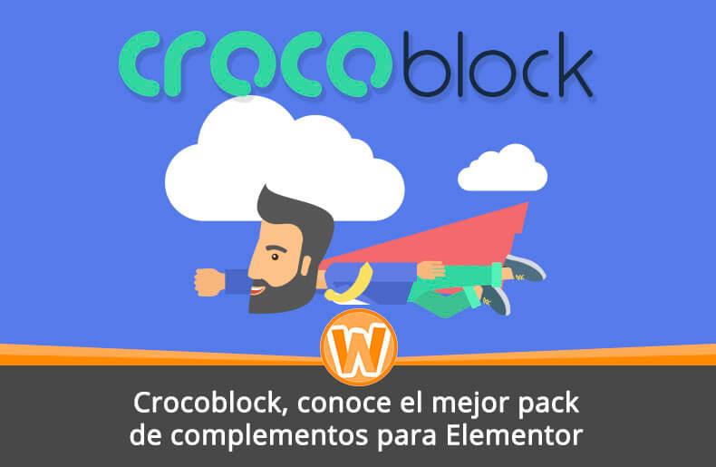 Crocoblock, conoce el mejor pack de complementos para Elementor