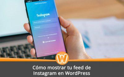Cómo mostrar tu feed de Instagram en WordPress