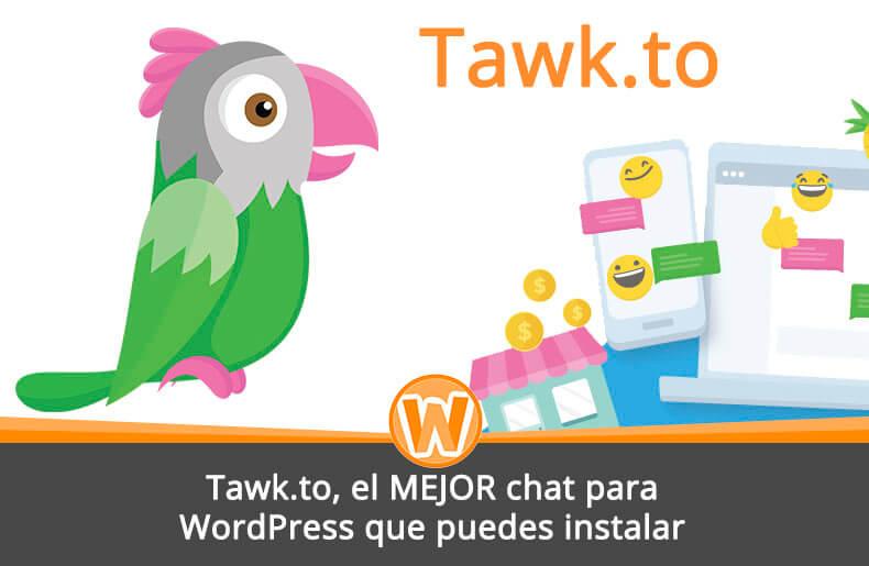 Tawk.to, el MEJOR chat para WordPress que puedes instalar