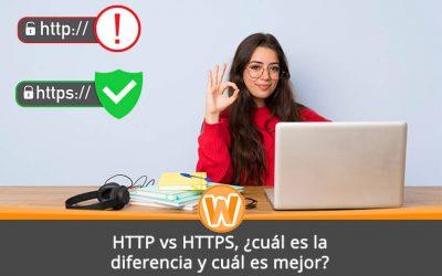 HTTP vs HTTPS, ¿cuál es la diferencia y cuál es mejor?
